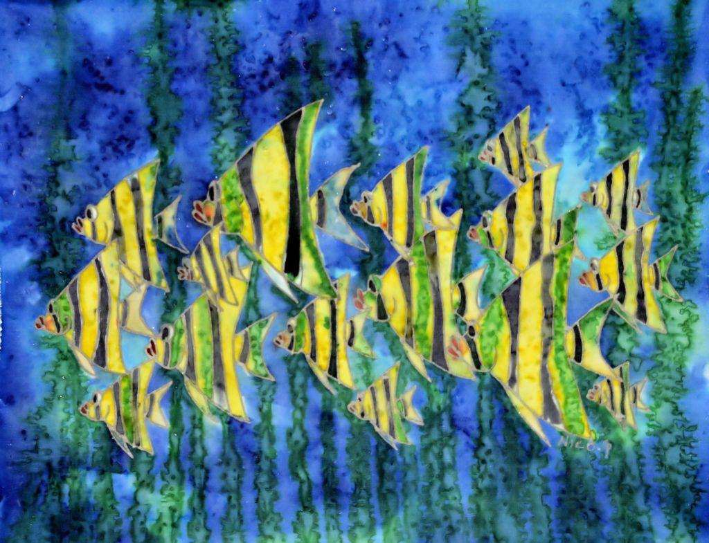Deep Sea Angels